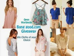 Win Cloths of Your choice