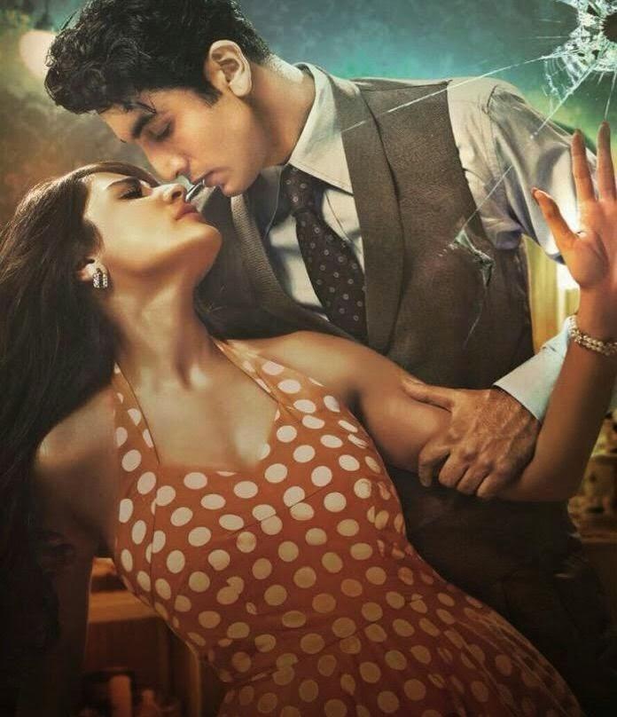 Ranbir Kapoor Bombay Velvet First Look