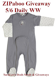Win a ZIPaboo outfit for your baby