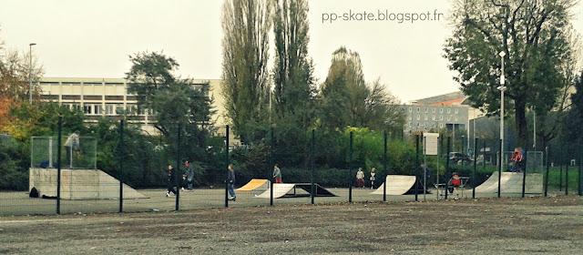 Skatepark La Madeleine