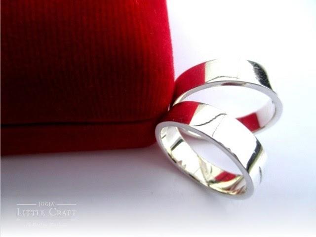 cincin perak simple nature - jogja little craft