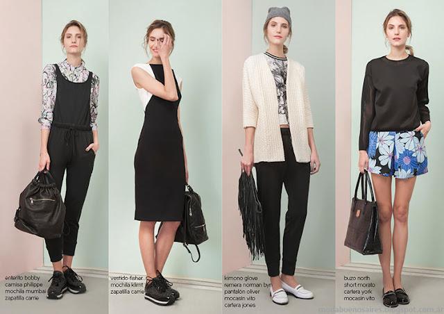 Ropa de moda invierno 2015 Las Pepas.