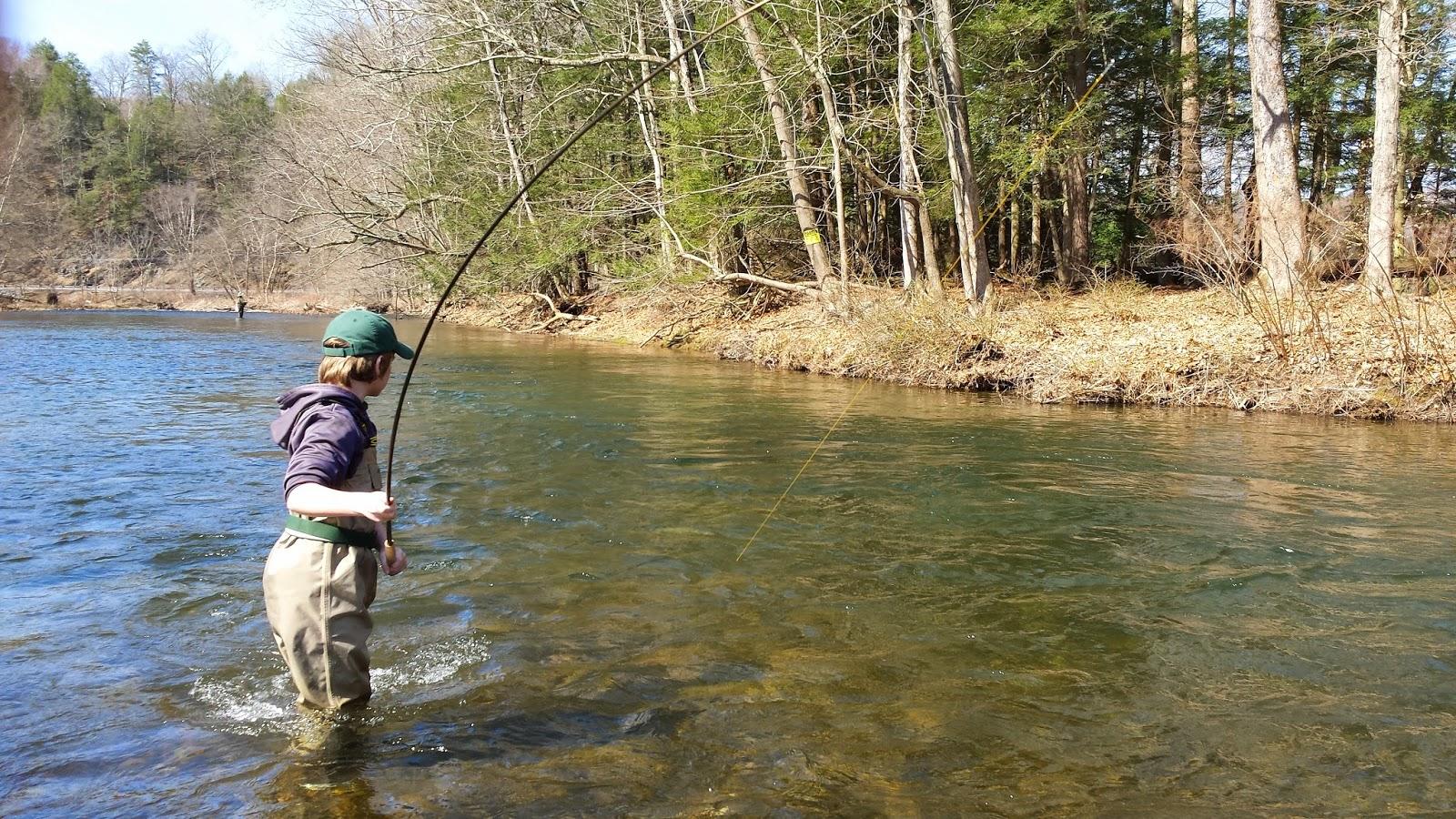 Ralph 39 s fly box fishing creek pa for Fly fishing pa