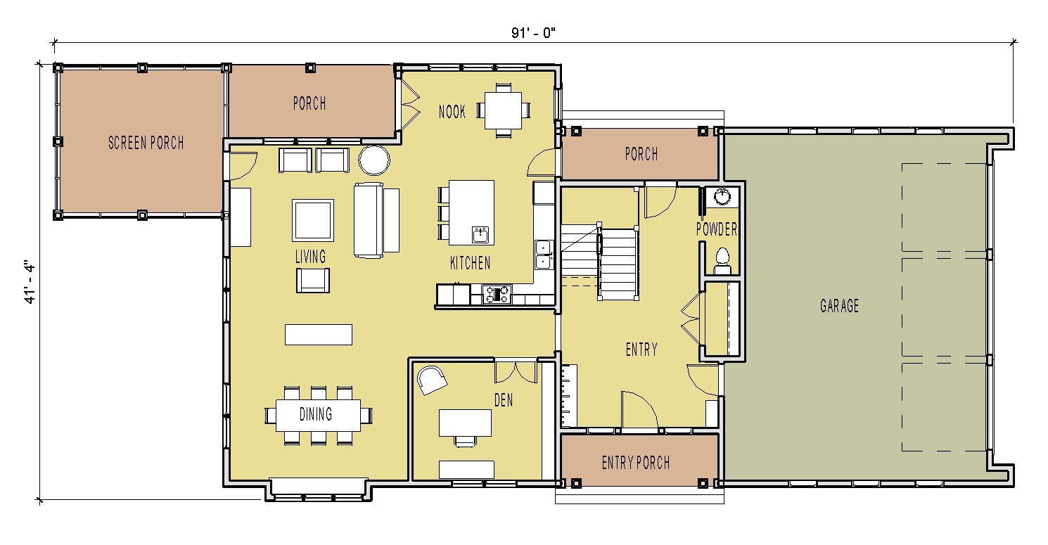 Simply elegant home designs blog new house plan the for Simple elegant house plans