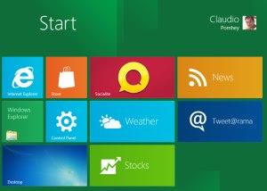 Windows 8 su macchina virtuale