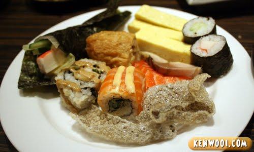 eyuzu food plate
