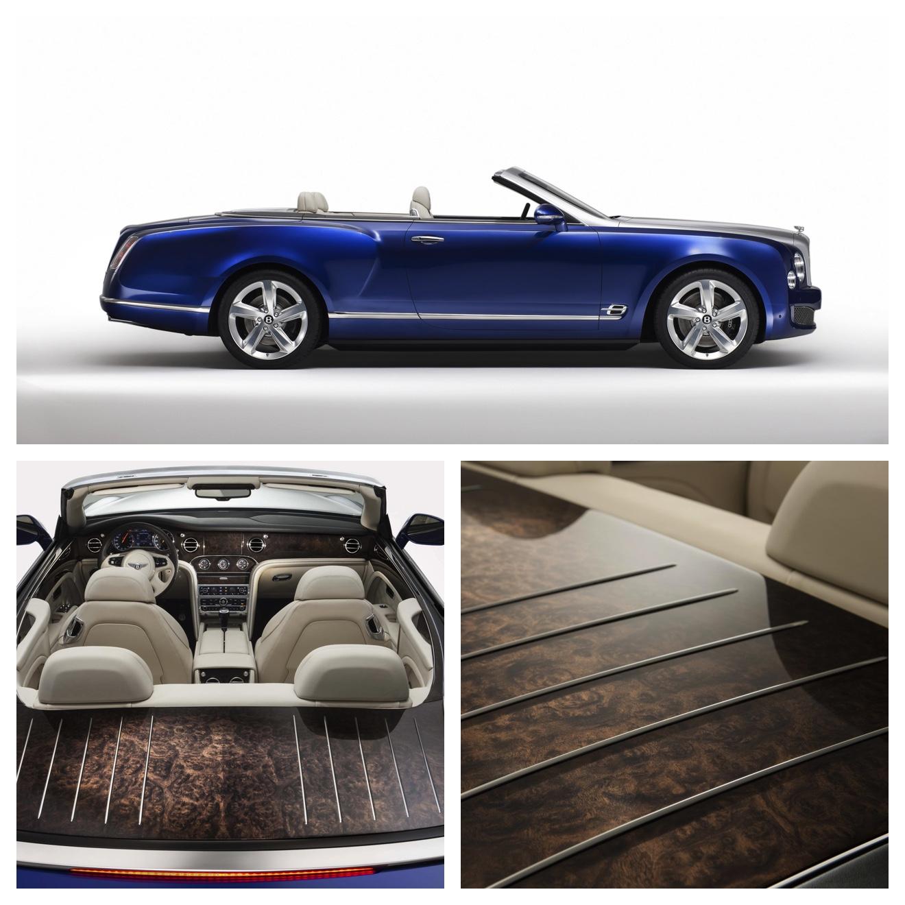 Bentley Convertible Car: New Bentley Grand Convertible / Mulsanne Convertible