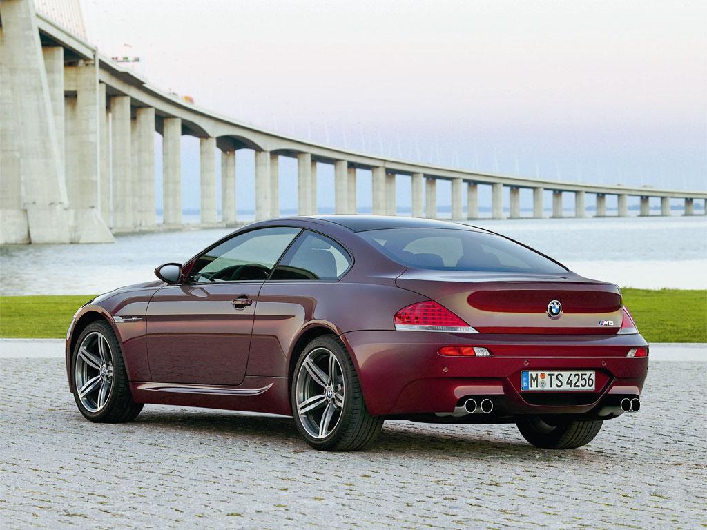Sports Cars Bmw M6