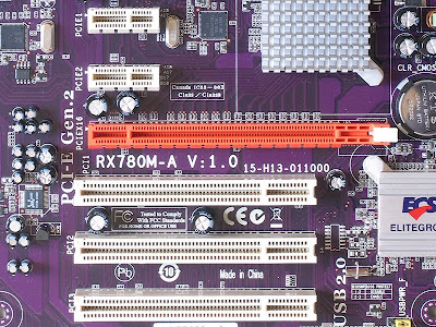 slot VGA PCI Express