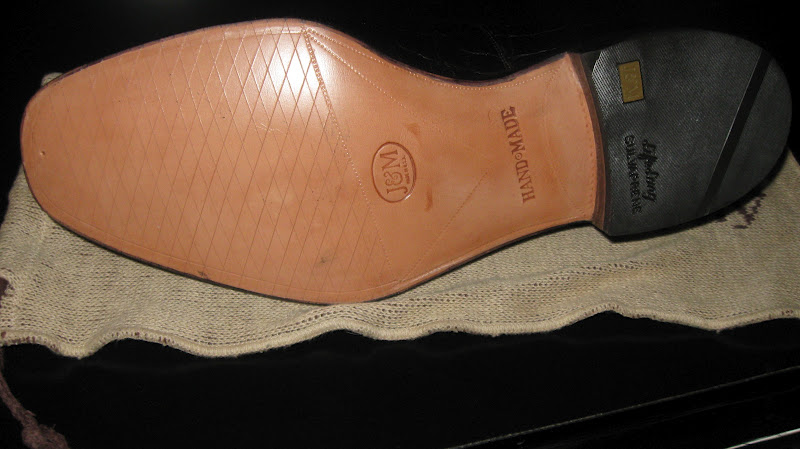 Specially fitted insoles