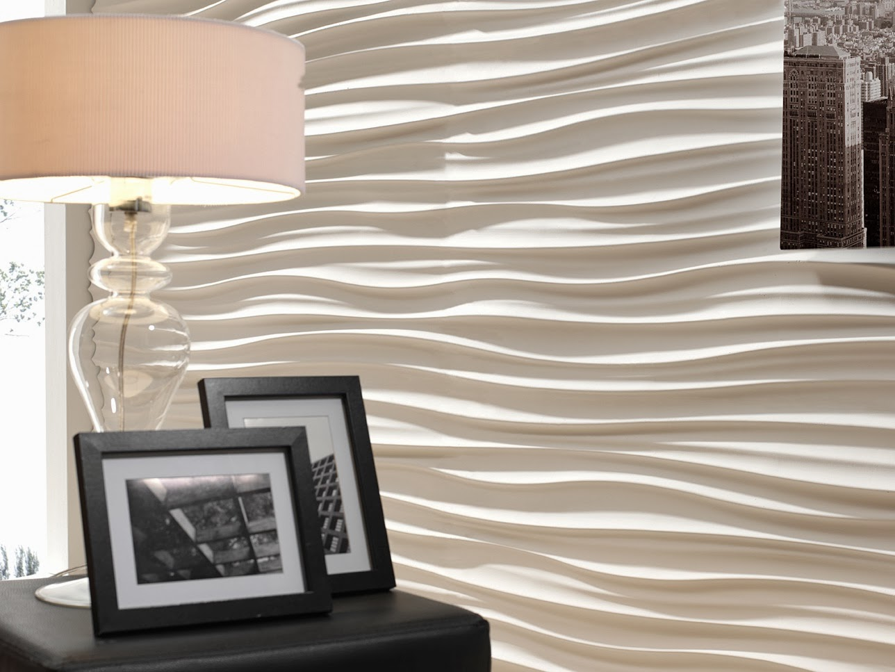Fabulous Faux - Contemporary Interior Wall Panels from Dreamwall ...