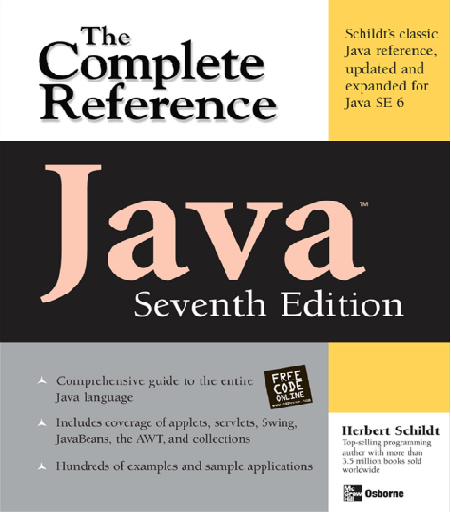 The complete reference : Java - Download PDF