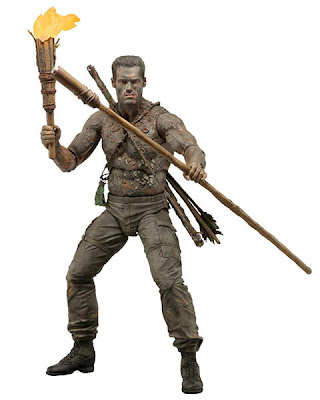 "NECA Predator Series 9 - ""Jungle Disguise"" Dutch figure"