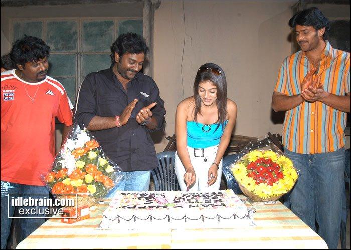 Happy Birthday Nayan Cake