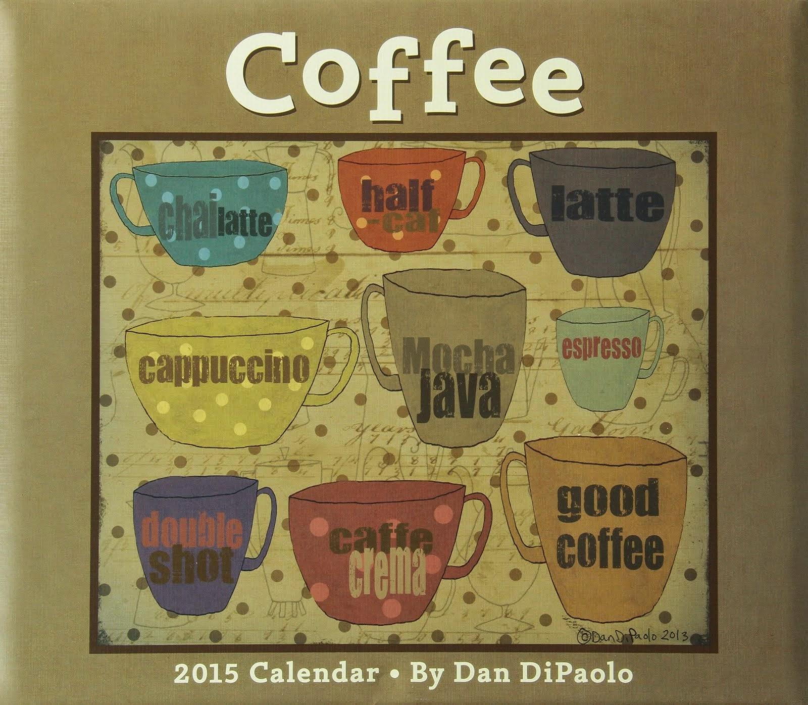 2015 Coffee Calendar