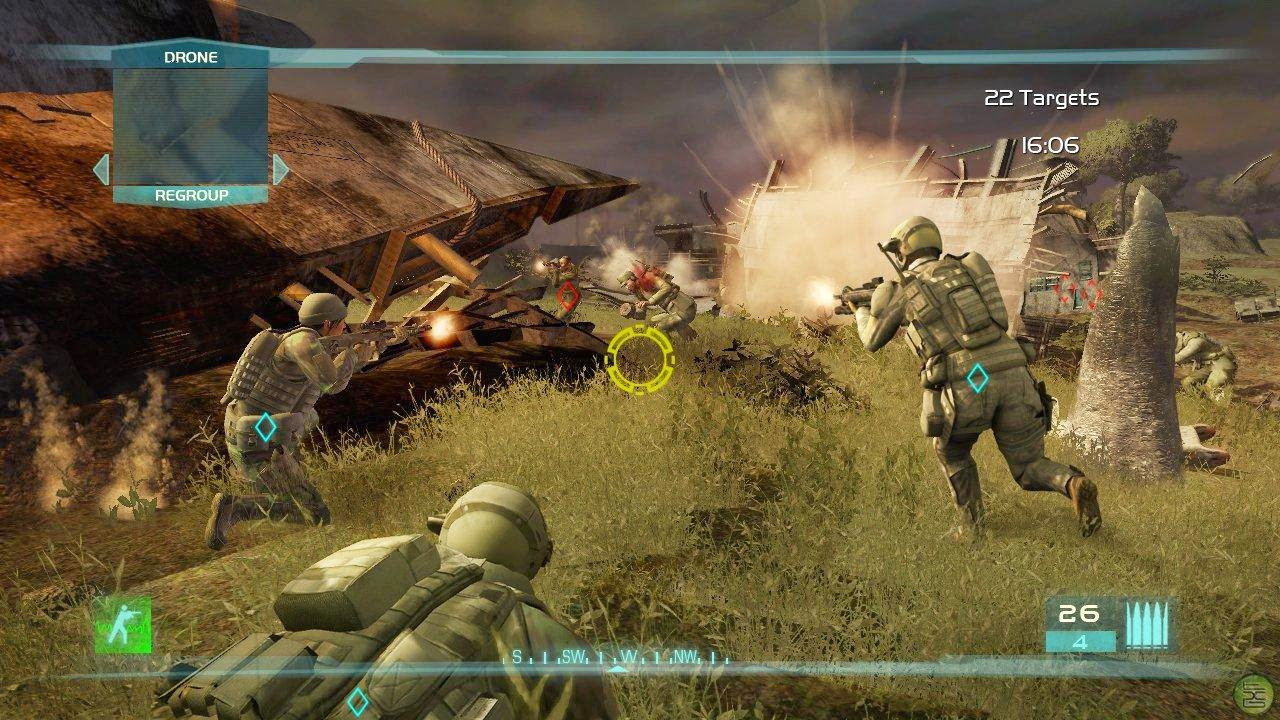 download tom clancy's ghost recon game full version free
