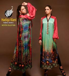 Hadiqa Kiyani designer clothes