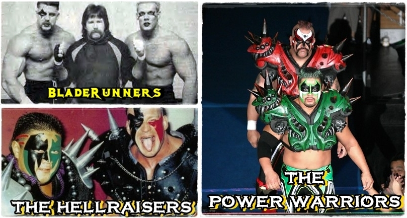 WWE Road Warriors The Life and Death of the Most Dominant Tag Team In Wrestling History  Road+Warriors+version+clones