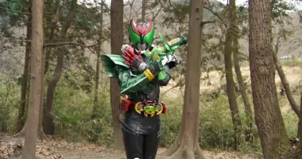 Tokusatsu Download: Kamen Rider Kiva Episode 6