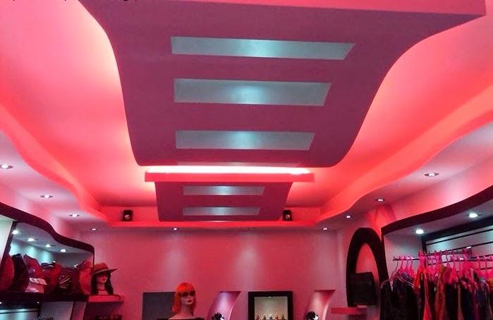 Fantastique artisanat mod les de faux plafond suspendu for Plafond suspendu moderne
