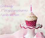 Giveaway di Fairies Kitchen