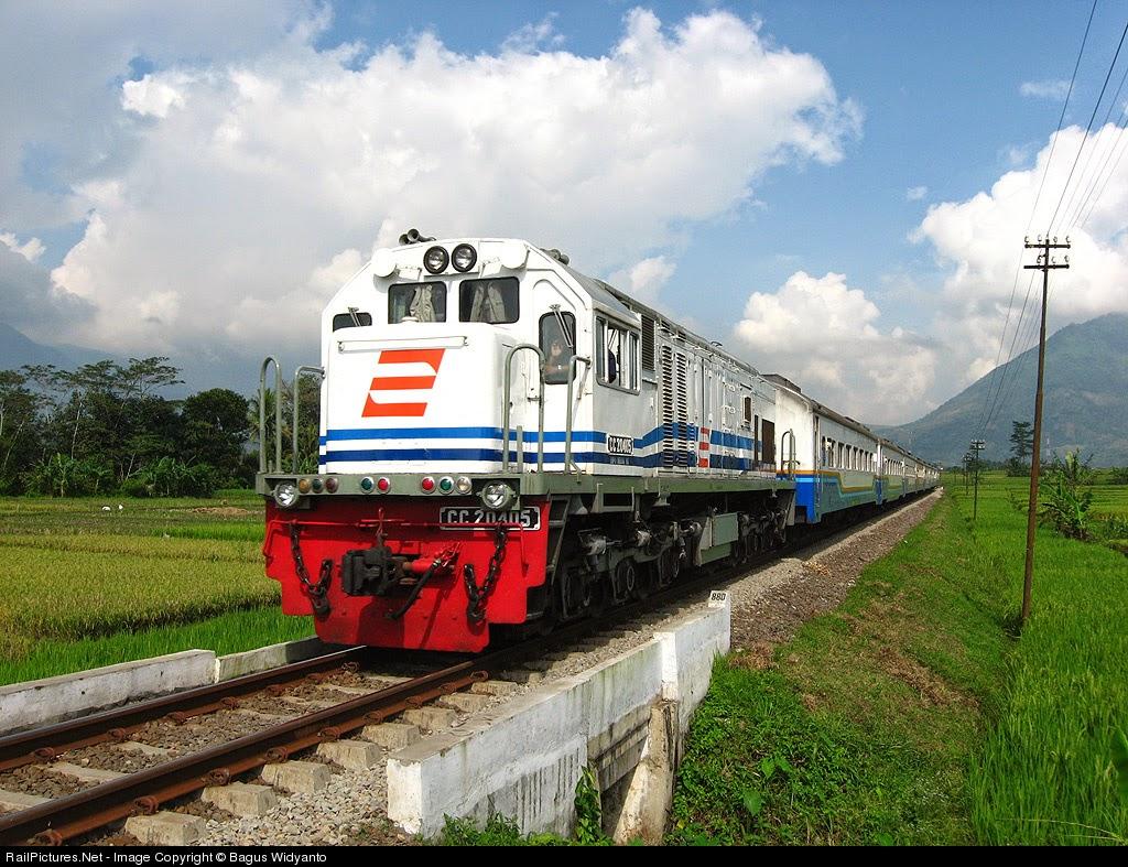 Daftar Harga Tiket Kereta Api Ekonomi Yang Naik Mulai 1 Januari 2014