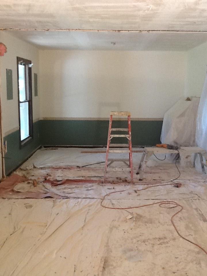 DIY: Frugal Dining Room Remodel - Your Retail Helper