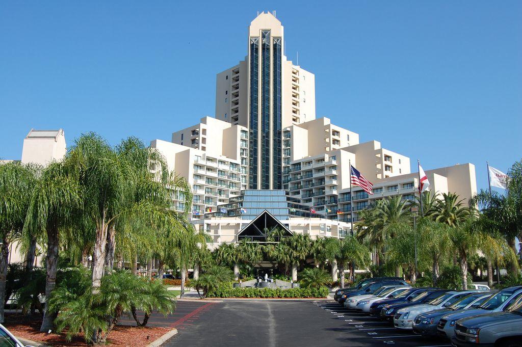 Orlando World Center Marriott Hotel And Resort Hotel