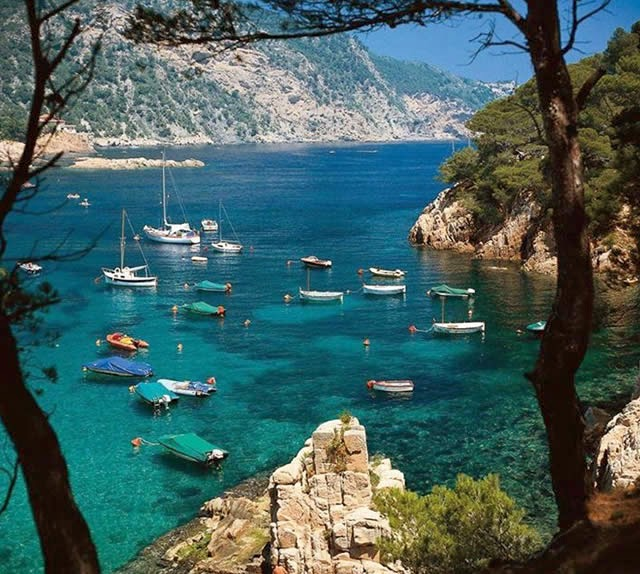 COSTA BRAVA - province of Girona, Catalonia, Spain