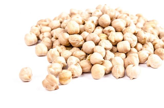 Kacang Arab Bisa Meningkatkan dan Menambahkan daya Ingat Otak