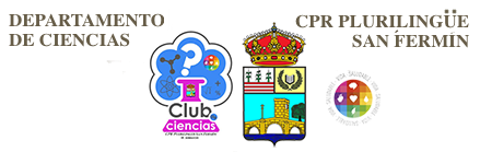 Departamento de Ciencias del CPR Plurilingüe San Fermín
