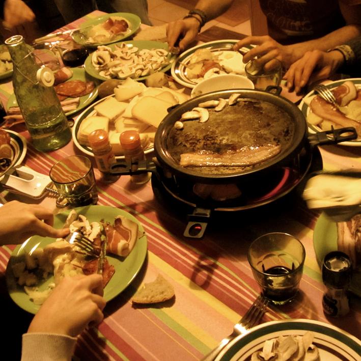 raclette - http://spicerabbits.blogspot.fr/