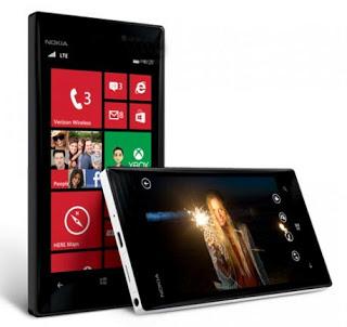 Spesifikasi dan Harga Nokia Lumia 928