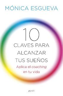 Portada de libro 10 claves para alcanzar tus sueños