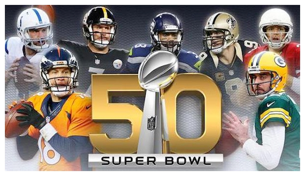 Super Bowl 50 Superbowl 2016 Commercials ads Kickoff Time