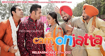 Carry on Jatta Upcoming Punjabi Movie - Craziest Punjabi Comedy