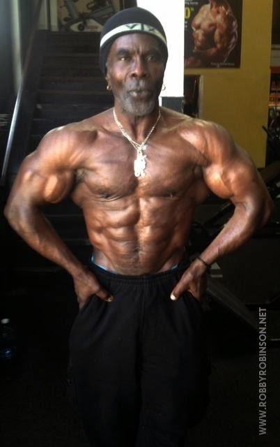 Natural Muscle Building Limit