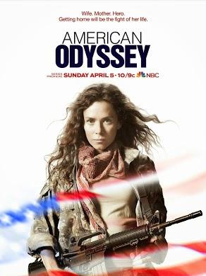 American Odyssey 1x08