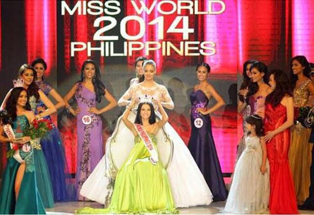 Miss World Philippines 2014 Valerie Weigmann
