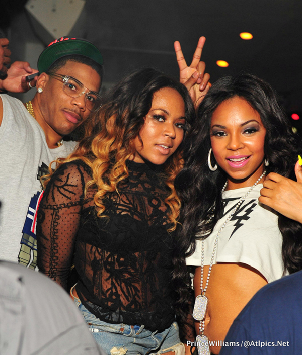 nelly and ashanti dating pictures
