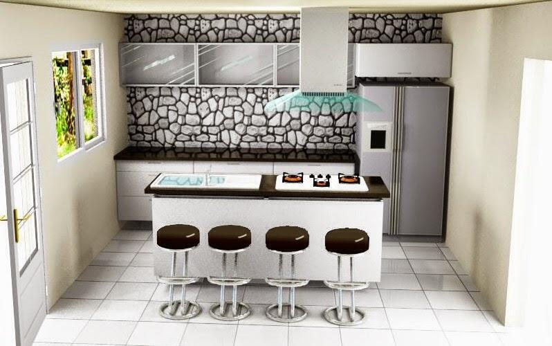 Dise o de cocinas en espacios peque os fabricaci n en for Diseno de espacios pequenos
