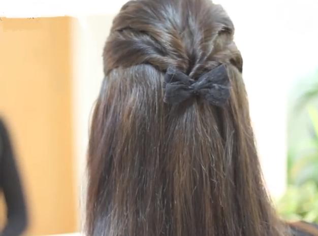 Más de 1000 ideas sobre Semirecogidos Paso A Paso en Pinterest  - Peinados Semirecogidos Paso A Paso