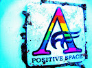 positive space..