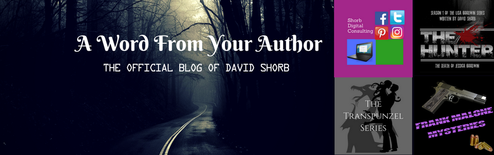 A Word From Your Author