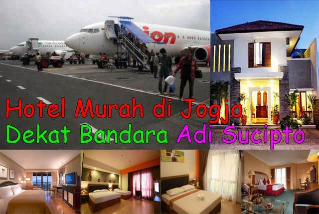 Hotel Murah Di Jogja Dekat Bandara Adi Sucipto