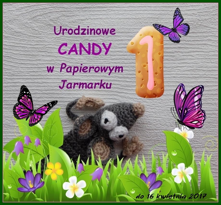 Candy w Papierowym Jaramrku