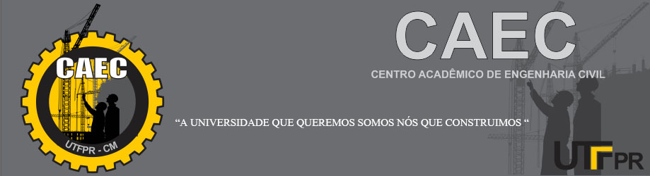 C.A. Engenharia Civil - UTFPR C.M.