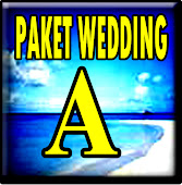 WEDDING PAKET A
