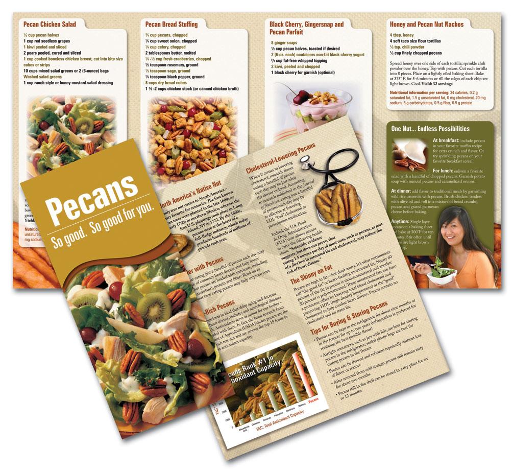 Graphic Design Brochures
