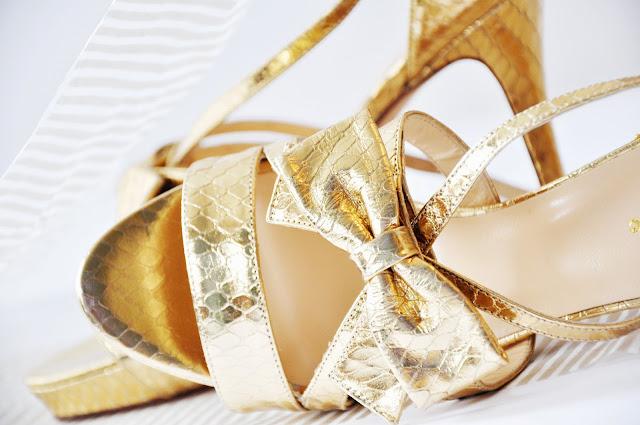 золотые босоножки gemma sandal kate spade new york
